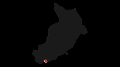 Térkép / Szigligeti vár