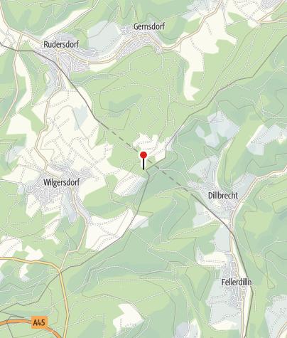 Karte / Tiefenrother Höhe
