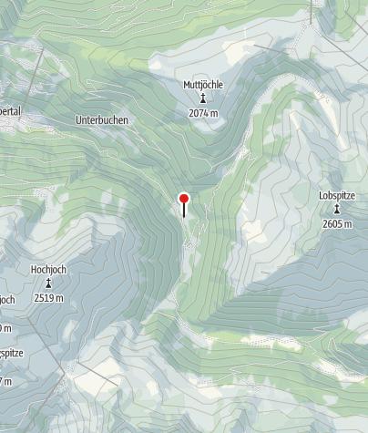 Karte / Alpengasthaus Fellimännle