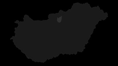 Cartina / Cserhátalja