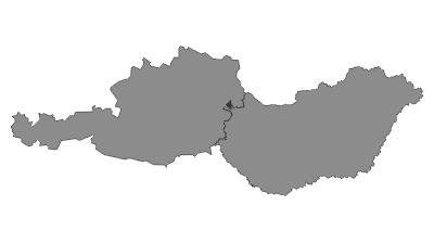 Karte / Fertomelléki-dombság