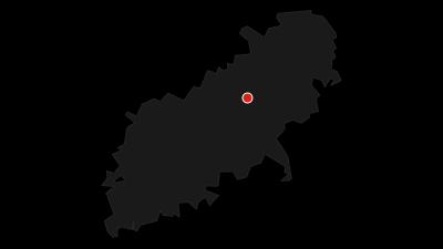 """Karte / Löwenpfad """"Ave-Weg"""" - Ein Hauch Wallfahrt am Albtrauf"""