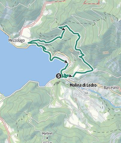 Cartina / Madonnina di Besta