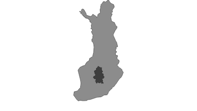 Map / Central Finland
