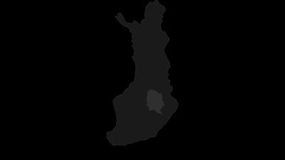 Map / Northern Savo - Lakeland