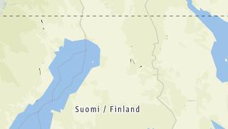 Map / Nothern Ostrobothnia