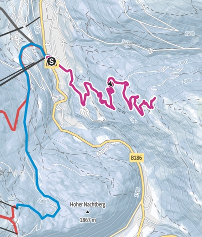 Map / Brunnenberg - Sölden