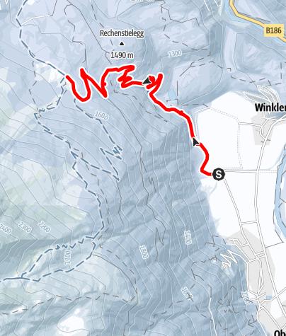 Map / Wurzbergalm - Längenfeld