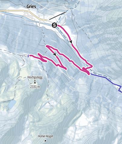Map / Nisslalm - Längenfeld/Gries