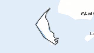 Karte / Amrum