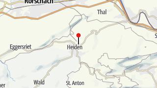 Map / Die Appenzeller haben leicht lachen!
