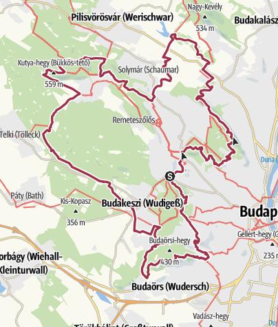 Térkép / Budai Térképkör - Avagy ami a térképen kifér!
