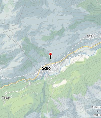 Karte / Clozza-Quelle