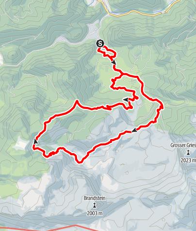 Karte / Teufelssee-Runde