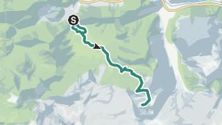 Karte / Großer Griesstein (2023 m)