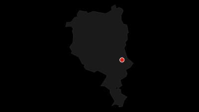 Karte / Bellinzona Stadtwanderung