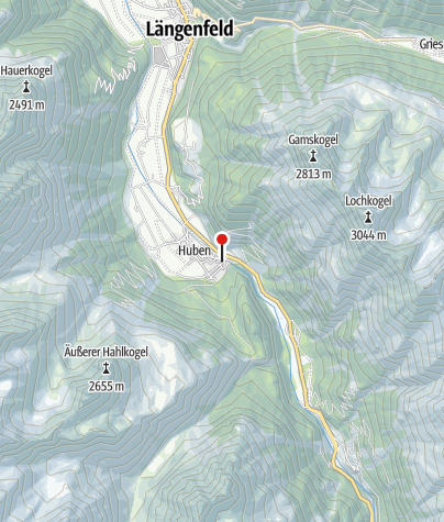 Karte / Gasthof Bergheimat