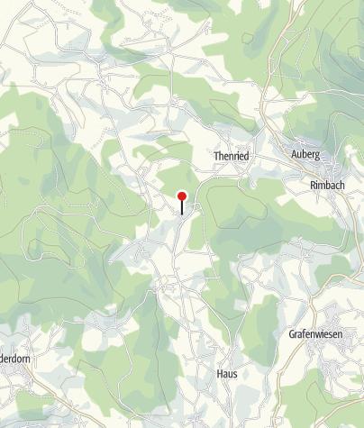 Karte / Pension Rosenhof