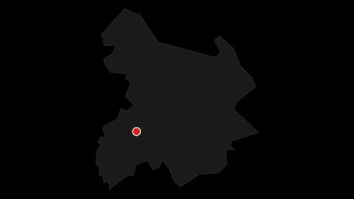 Karte / Willibrordusweg (7) - Gesamtverlauf