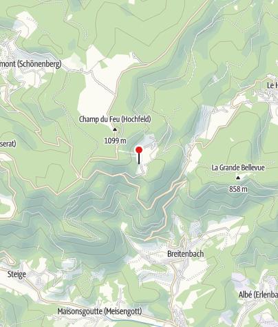 Karte / Hohwaldhütte