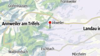 Karte / Kolpinghütte Ranschbach