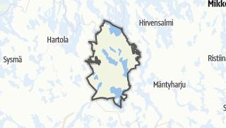 מפה / Pertunmaa