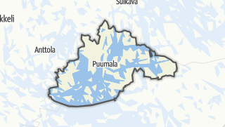 מפה / Puumala