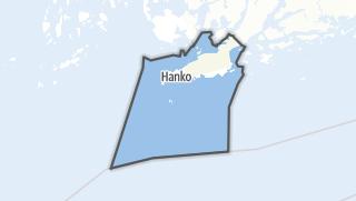 Karte / Hangö
