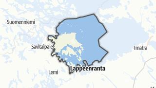 地图 / Taipalsaari