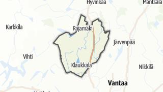 Karte / Nurmijärvi