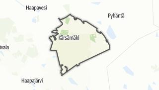 Cartina / Kärsämäki