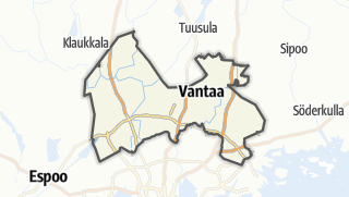 Karte / Vanda