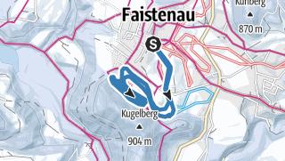 Map / Kugelberg Loipe & Nachtloipe