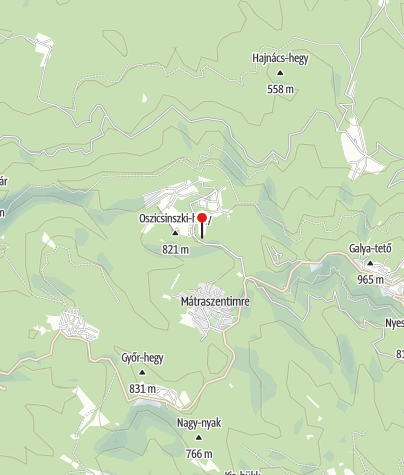 Térkép / Három falu temploma