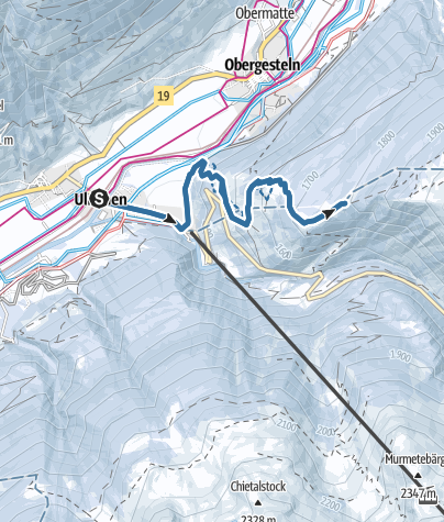 Karte / Blaswald-Trail