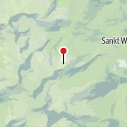 Carte / Zirbenwaldhütte des Alpenvereins Fohnsdorf