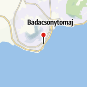 Карта / Tourinform Badacsony