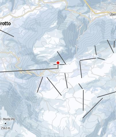 Map / Schneeschuhwandern in König Laurins Zauberreich