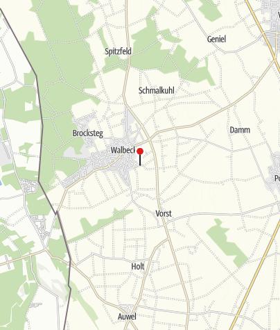 Karte / Kokerwindmühle