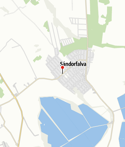 Térkép / Platán Szálláshely