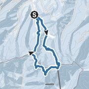 Karte / Von Luthern Bad auf den Napf