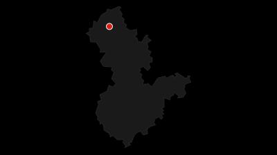 Karte / Hüttenweg (8) - Gesamtverlauf