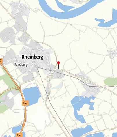 Karte / TerraZoo Rheinberg