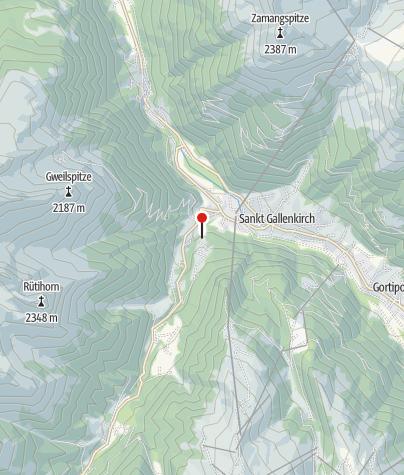 Karte / Montafoner Steinschafe Frühjahr/Herbst