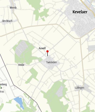 Karte / Irrland • Die Bauernhof-Erlebnisoase