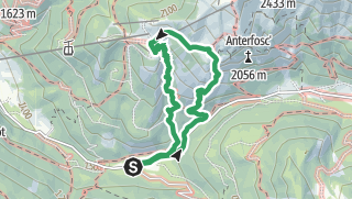 Klettersteig Magnifici Quattro : Via ferrata i magnifici 4 u2022 klettersteig » outdooractive.com