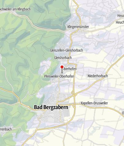 Karte / Evangelische Kirche