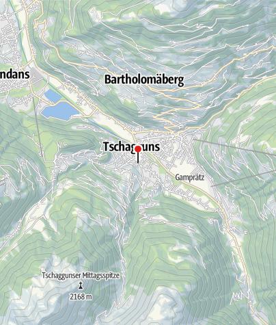 Karte / Wohnung Sennerei