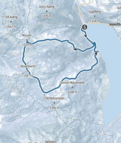 Map / Nüssen