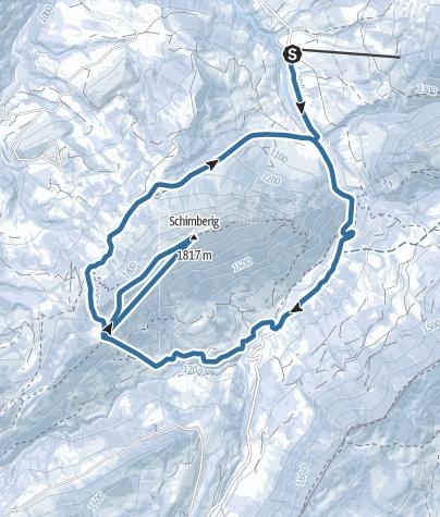 Karte / Schimbrig